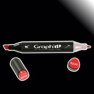 Graph It Alkohol Marker 9909 - Black (K)