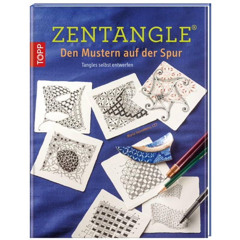zentangle den mustern auf der spur vennekens. Black Bedroom Furniture Sets. Home Design Ideas
