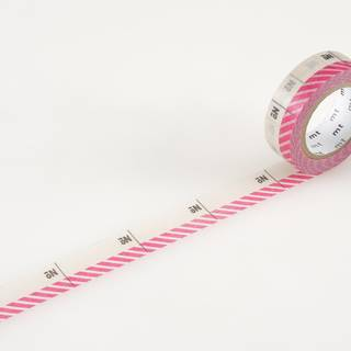 mt masking tape - number pink