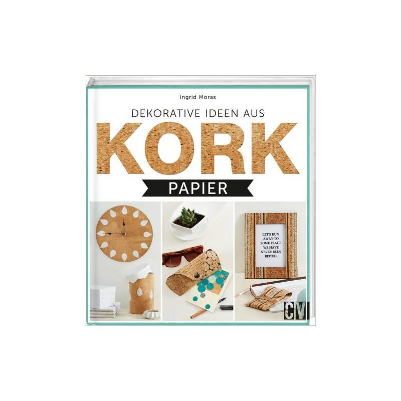 dekorative ideen aus kork papier moras. Black Bedroom Furniture Sets. Home Design Ideas