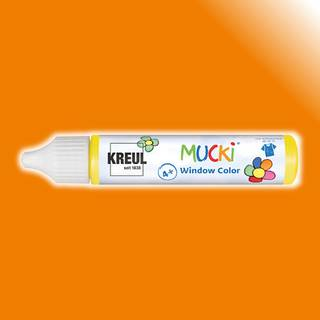 MUCKI Window Color Orange 29 ml