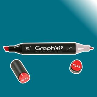 Graph It Alkohol Marker 7280 - Peacock