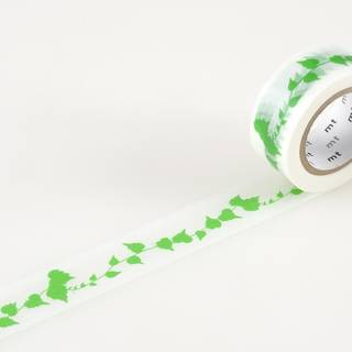 mt masking tape - leaf green R