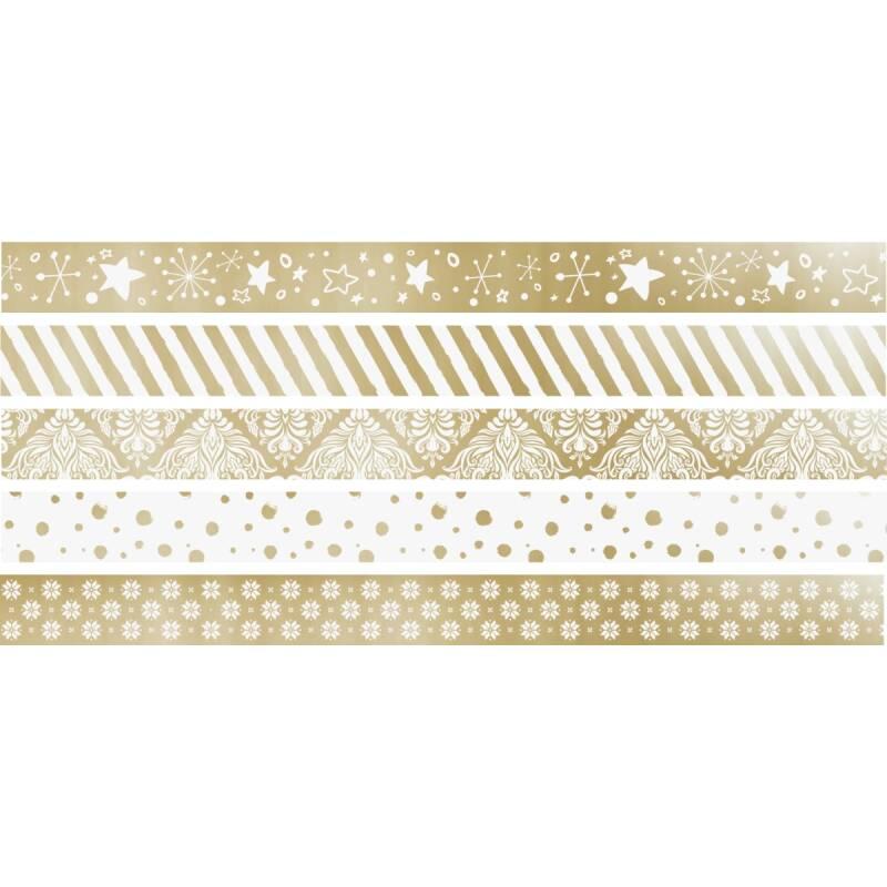 deko tapes mini gold. Black Bedroom Furniture Sets. Home Design Ideas