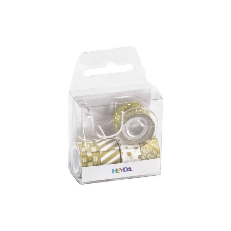 Deko tapes mini gold for Deko rostfarbe