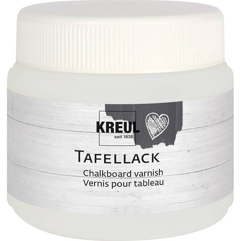 kreul tafellack 150 ml. Black Bedroom Furniture Sets. Home Design Ideas