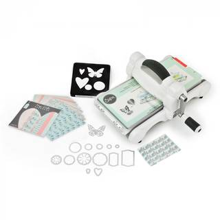 Sizzix Big Shot Starter Kit, My Life
