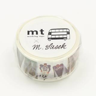 mt masking tape - Miroslav Sasek This is New York