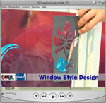 Window Style Video